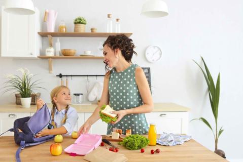 Planning Meals for your Preschooler
