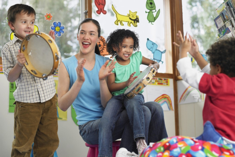 Music Matters for Your Kid's Early Education